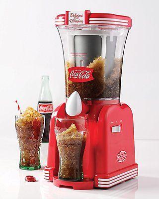 Slushie Maker Small Blender Drink Mixer For Kids Smoothies
