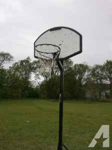 basketball hoop****** - $60 (lincoln)