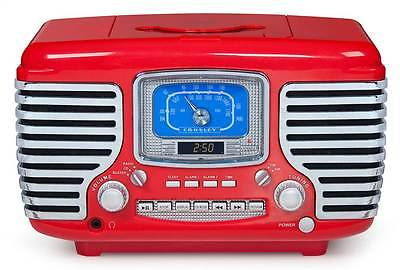 Corsair Desktop Clock Radio in Red [ID 3207764]