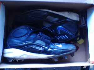 Football cleats size 12 - $20 (muskegon)