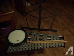 percussion kit - $200 (pierz mn)
