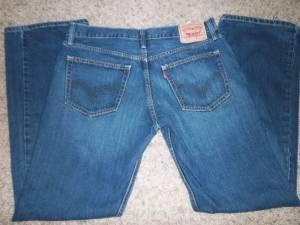 Mens Levi Jeans (Gresham)
