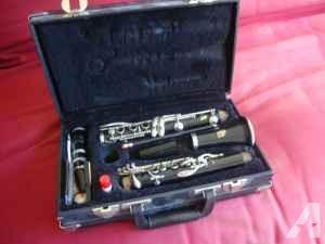Leblanc Vito Clarinet - $75 (Parker)