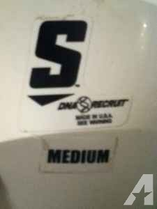 Schutt DNA Recruit football helmet - $80 (Amarillo)
