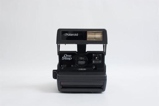 Polaroid One Step Flash 600 [Excellent] Instant Film Camera