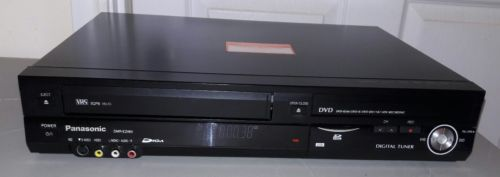 Panasonic Dmr-Ez48v Dvd Recorder VCR Vhs Combo Player