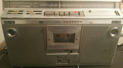 Panasonic RX-5300 Boombox