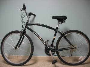 Diamondback Wildwood Classic Comfort Men/Women's Mountain Bike (alpharetta)