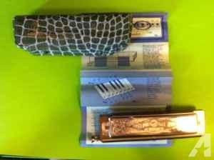 Vintage Honer Chromonica 270 harmonica - $45 (Spanish Fort)