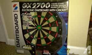 Large Electronic Dart Board------- - $20 (Lexington)