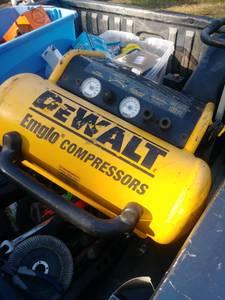 Dewalt Air Compressor Emglo (Conway)