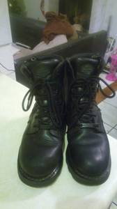 Women's Harley Davidson boots (East)