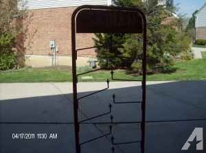 Cymbal Racks (hard to find)...SABIAN and PAISTE - $100 (Kings Island)