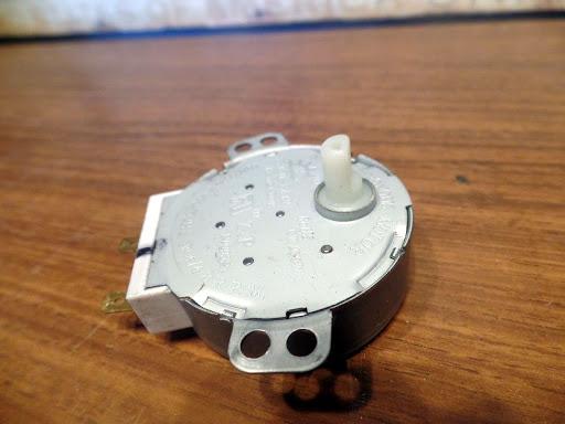 Microwave Oven Turntable Motor (TYJ50-8A19) for Panasonic