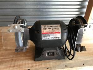 Stony Craft Bench Grinder (Richardson)