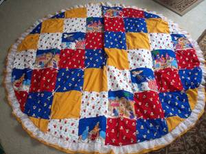 Christmas Tree Skirt (Forest Lake)