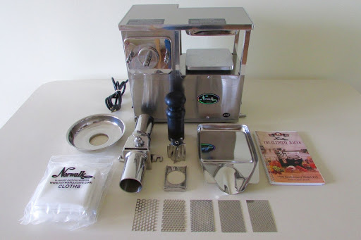 Norwalk Juicer (275) Hydraulic Press Juice Machine-- GOOD