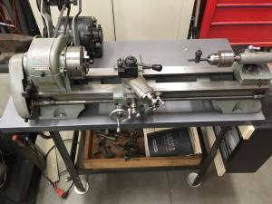 Craftsman 618 lathe fully tooled (Bismarck ND)