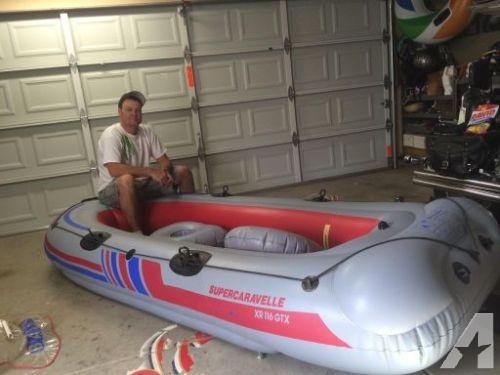 6 Man raft