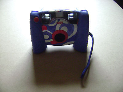 Fisher Price Kids Tough Blue Digital Camera 2006