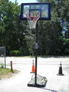 Basketball Hoop - $50 (Oviedo)