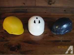 3 Kayak helmets - $110 (Chattanooga)