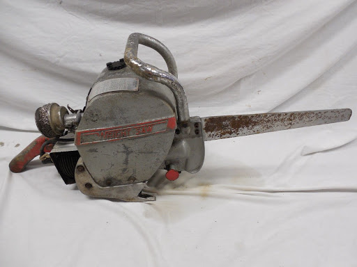 Vintage Wright Reciprocating Chain Saw- No Blade- Non