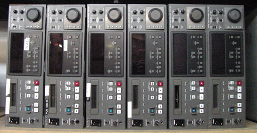 Sony PCM-7030 & PCM-7050 DAT recorders - lot of 6