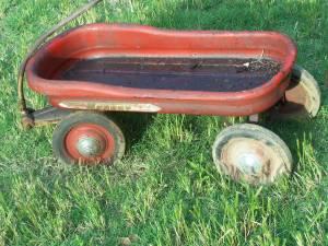 Little Red Murry Wagon (Bartlett)