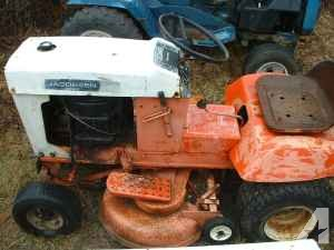 Jacobson Chief lawnmower - $75 (bedford, pa)