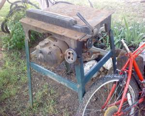 Antique Table saw (Midwest City)