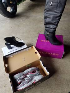 Shoes/dress boots (Port orchard)