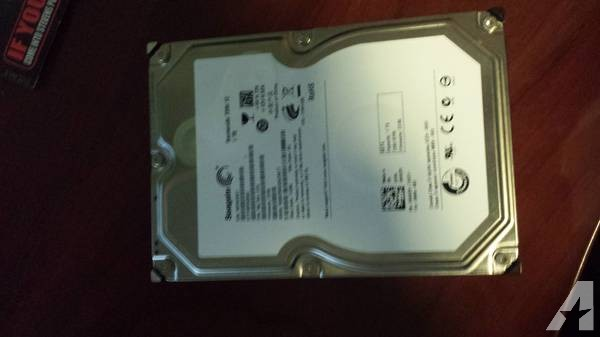 1TB Seagate SATA Internal Hard Drive -