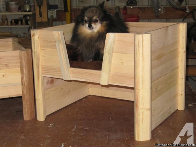 Reclaimed Wood/ Dog Beds & Dog House