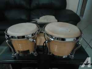 Groove Percussion Bongoes 61/2 and 71/2