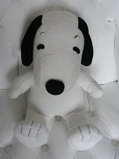 Peanuts Snoopy Plush 2015 14 inch Large Stuffed Animal