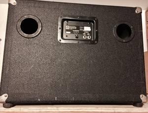 Ampeg 2x10 bass cabinet (Williamsburg)
