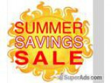 Sizzling Summer Specials . OIL CHANGE DRIVE AUTO [ph remo