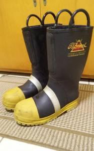 Thorogood Hellfire Boots (12) (West Bend)