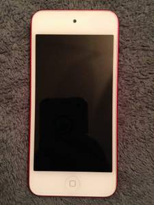 iPod 5th Generation - Red (El Paso, Tx)