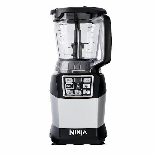 Ninja Auto IQ Blender System w/ 40 oz Bowl + 72 oz Pitcher +