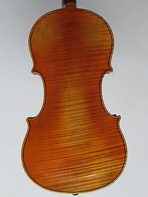 Beautiful French Labeled Violin, Powerful Tone ** Video