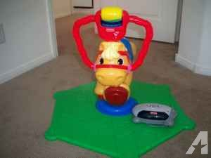 Fisher Price Smart Bounce and Spin Pony**Educational - $25 (Oxnard)