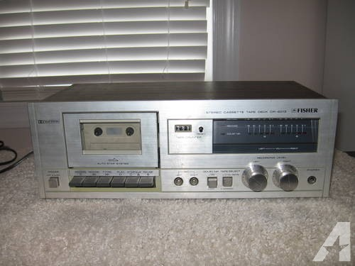 Samsung Shelf Stereo with CD Player, Cassette Player and turntable