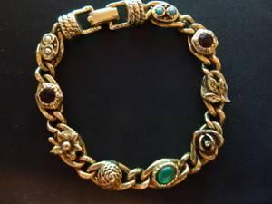 1960's Goldette Bracelet (E. Mesa)