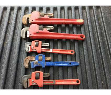 Pipe Wrench 3x8