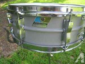 Ludwig snare drum - $50 (Pensacola)