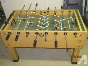 Foosball Table - $100 (Bellefontaine)