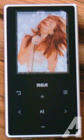 4GB Video MP3 Player