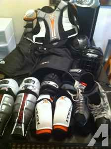 Ice Hockey Equipment - $350 (Brentwood)